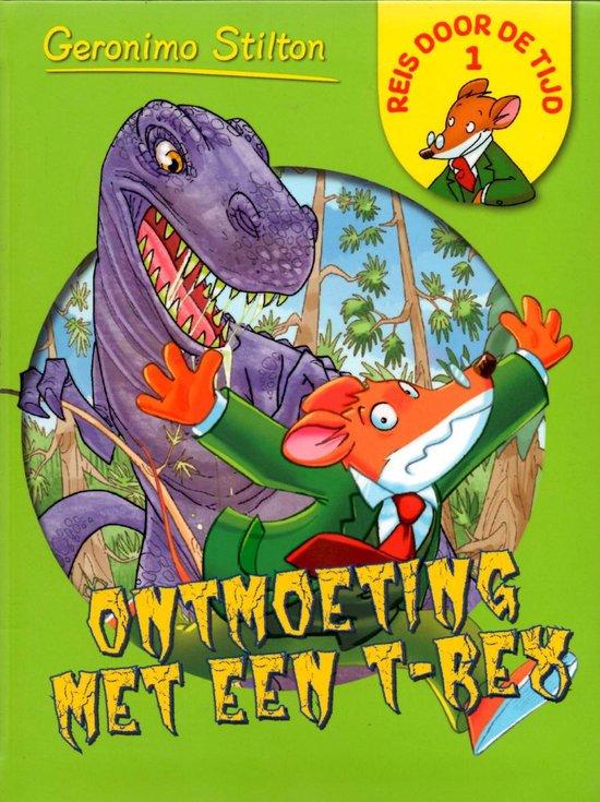 Ontmoeting met een t-rex - Stilton