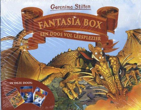 Fantasia Box - Stilton Deel 1+2+3