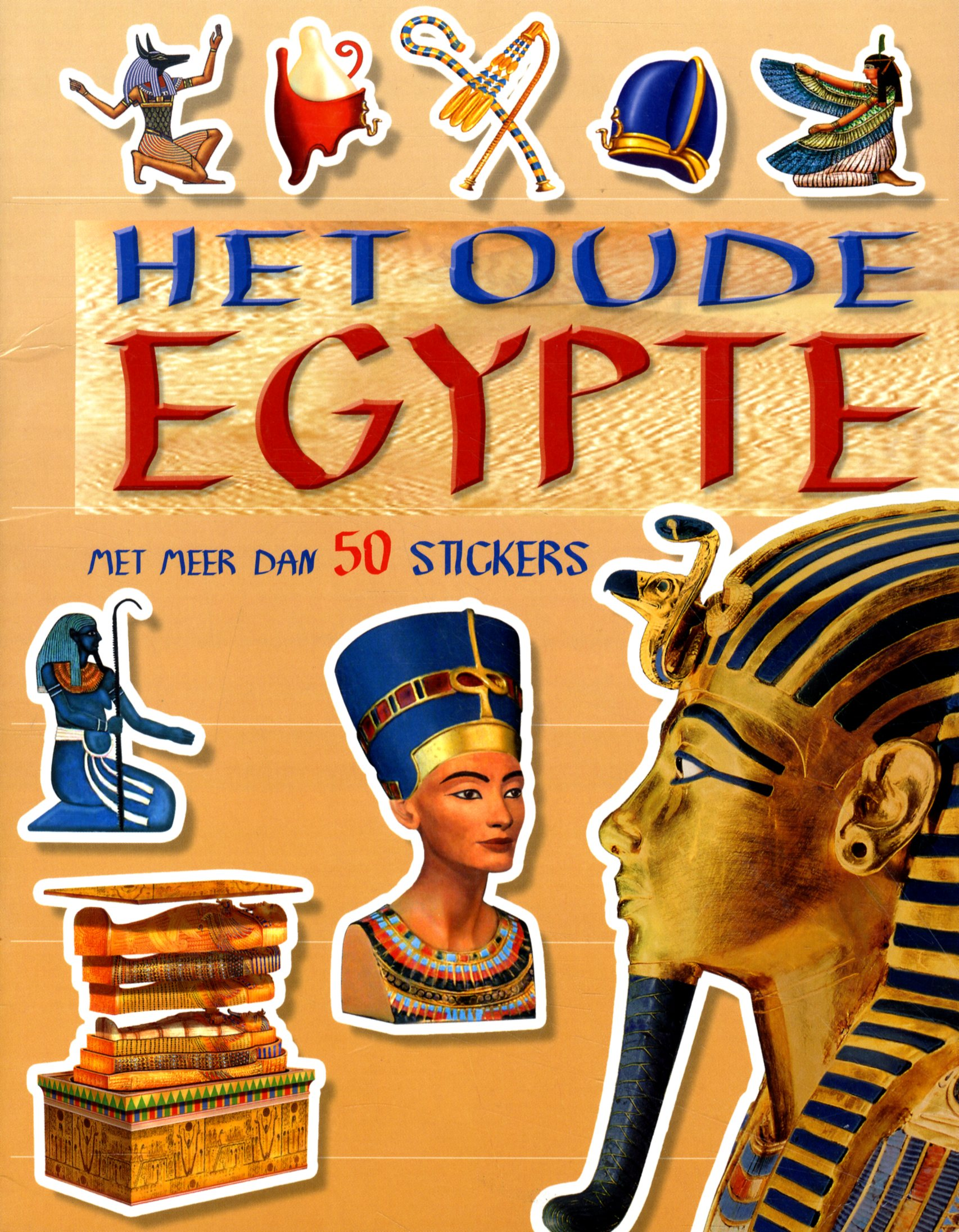 Spelen en plakken Egypte