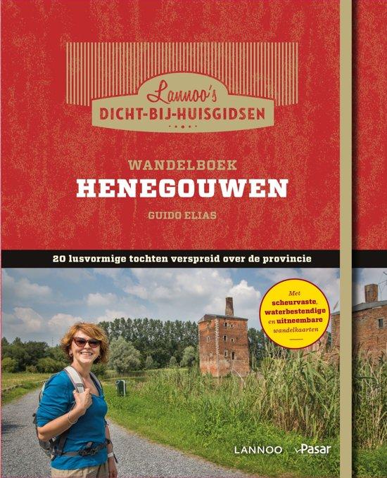 Wandelboek Henegouwen
