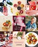 Claudia feest in kleur