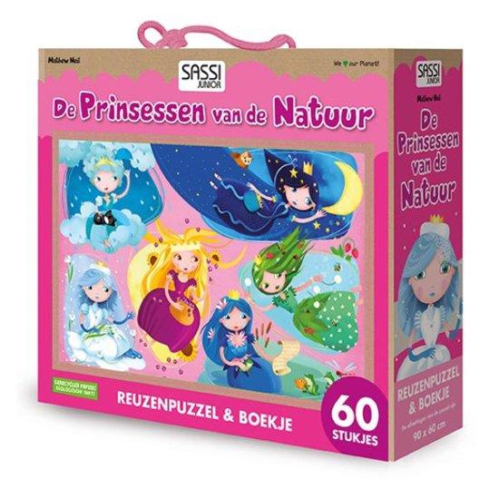 Prinsessen van de natuur - sassi