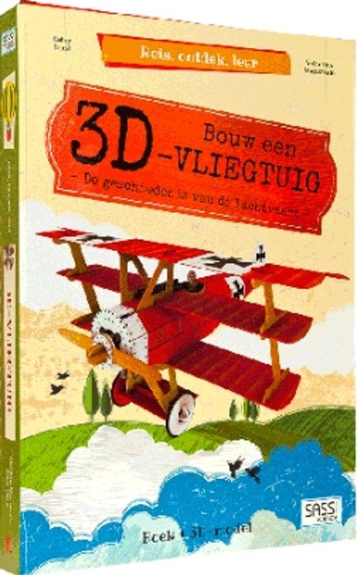 3D vliegtuig - sassi