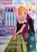 Disney Frozen Sneeuwvlok act+krijt